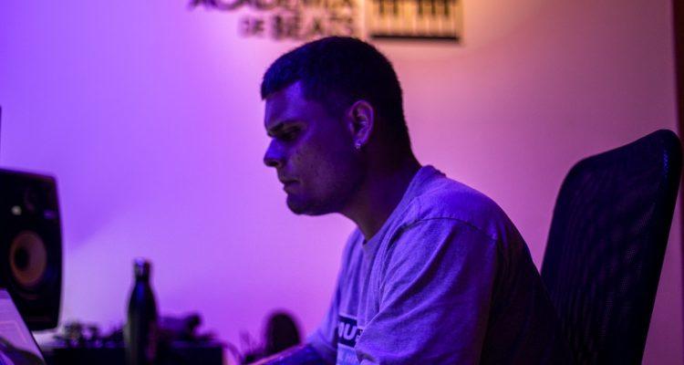 beatmaker-produzindo